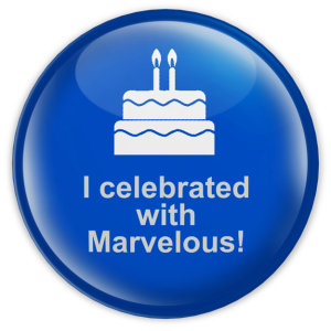 Marvs2ndBirthdayBadge